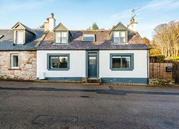Thumbnail 4 bed detached house for sale in Assynt Street, Evanton, Dingwall