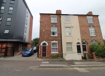 Thumbnail 4 bed end terrace house to rent in Russell Street, Nottingham