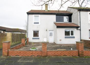 Thumbnail 3 bed end terrace house for sale in 48 Hallmeadow Place, Annan, Dumfries & Galloway