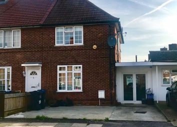 Thumbnail 3 bed property to rent in Flaxley Road, Morden