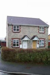 Thumbnail 2 bed semi-detached house to rent in 18 Carn Celyn, Beddau, Pontypridd