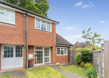 Thumbnail 2 bed end terrace house for sale in Newlands Crescent, East Grinstead, West Sussex