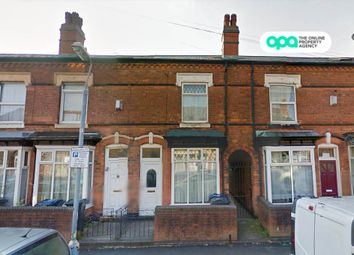 Thumbnail 4 bed terraced house for sale in Woodall Road, Aston, Birmingham