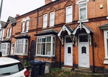 Thumbnail Room to rent in Wood End Road, Erdington, Birmingham