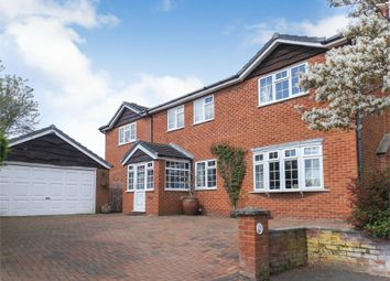 Thumbnail 5 bed detached house for sale in The Nurseries, Cymau, Wrexham