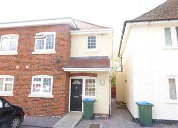 Thumbnail 3 bed property to rent in Old Stoke Road, Aylesbury