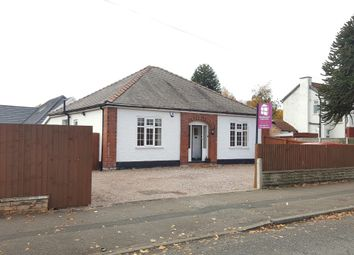 Thumbnail 2 bed bungalow to rent in Marsland Road, Sale