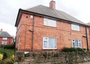 Thumbnail 2 bed terraced house to rent in Valley Road, Basford, Nottingham