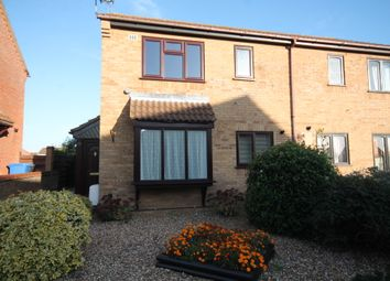 Thumbnail 1 bed end terrace house to rent in Staplehurst Close, Carlton Colville, Lowestoft