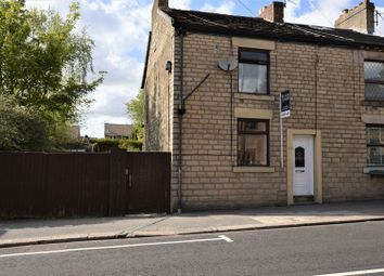 Thumbnail 3 bed end terrace house for sale in Huddersfield Road, Stalybridge