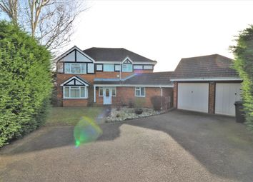 4 bed detached house for sale in Drayton Hall Lane, Scarning, Dereham NR19