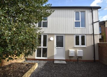 Thumbnail 1 bed detached house to rent in Gordon Road, Newbury