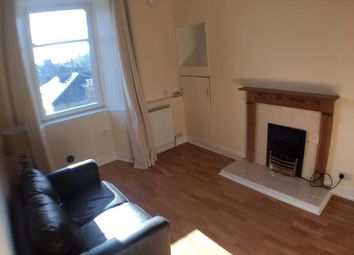 Thumbnail 1 bedroom flat to rent in Kinghorn Place, Edinburgh