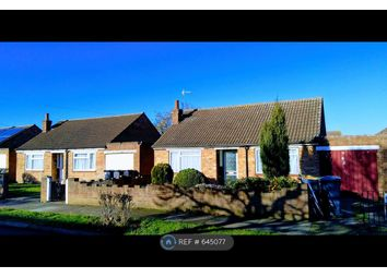 Thumbnail 2 bed bungalow to rent in Garnith Close, Kempston, Bedford