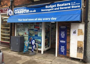Thumbnail Retail premises for sale in Budget Beaters, Westgate-On-Sea