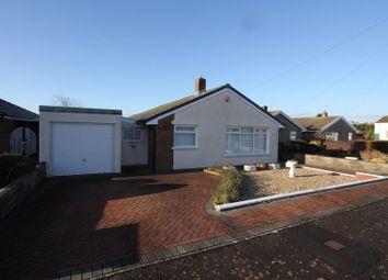 3 bed detached bungalow for sale in Nurston Close, Rhoose, Barry CF62