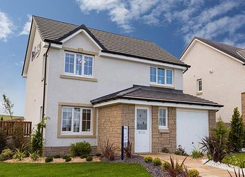 Thumbnail 3 bed detached house for sale in The Rosedale Off Kilmarnock Road, Troon