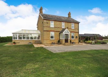 Thumbnail 3 bed detached house to rent in Lower Goodwick Farm, Begwary, Bedford