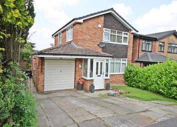 Thumbnail 3 bed link-detached house for sale in Warren Road, Appleton, Warrington