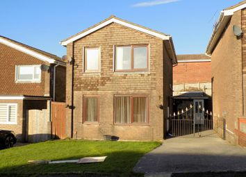 Thumbnail 3 bed detached house for sale in Hornbeam Close, Cimla, Neath, Neath Port Talbot.