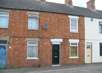 Thumbnail 2 bed terraced house to rent in Midland Road, Raunds, Wellingborough