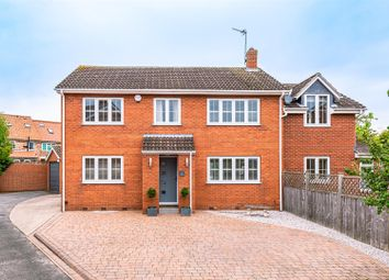 Thumbnail Detached house for sale in Owlwood Court, Dunnington, York