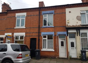 Thumbnail 3 bed terraced house for sale in Devana Road, Off Evington Road, Leicester