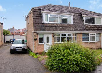 Thumbnail 3 bed semi-detached house for sale in Norfolk Walk, Sandiacre, Nottingham