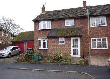 Thumbnail 4 bed detached house to rent in Pembridge Close, Bovingdon, Hemel Hempstead