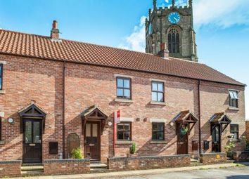 Thumbnail 2 bed terraced house for sale in Church View, Pem Lane, Pocklington, York