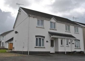 Thumbnail 3 bed property to rent in Llanpumsaint, Carmarthen