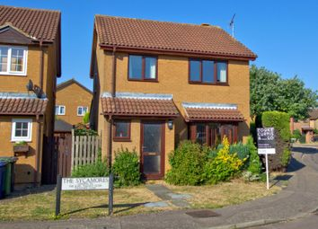 Thumbnail 3 bed detached house for sale in The Sycamores, Milton, Cambridge