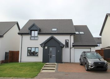 Thumbnail 4 bed detached house for sale in Eilean Donan Way, Elgin