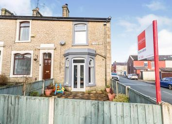Thumbnail 3 bed end terrace house for sale in Hartington Rd, Off St Albans Rd, Darwen, Lancashire