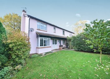 Thumbnail 5 bed detached house for sale in Ailesbury Close, Pewsham, Chippenham