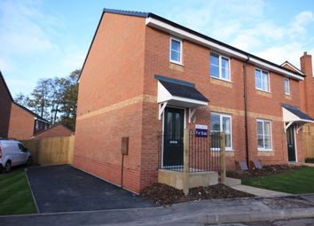 Thumbnail 3 bedroom semi-detached house for sale in Bambury Grove, Talke, Stoke-On-Trent