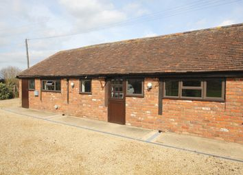 Thumbnail 1 bed bungalow to rent in Grove Cottage, Grove Barn, Deerhurst, Gloucester