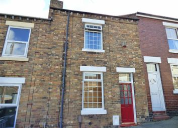 Thumbnail 2 bed terraced house to rent in Lockley Street, North, Stoke-On-Trent