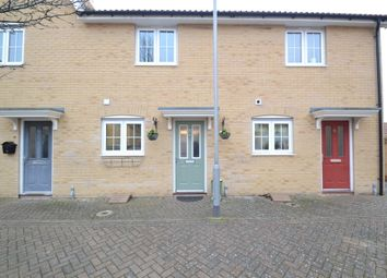 Thumbnail 2 bedroom terraced house for sale in Melso Close, Great Cornard, Sudbury