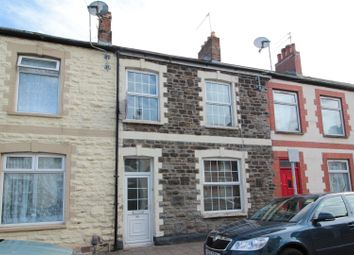 Thumbnail 4 bed terraced house for sale in Pearl Street, Roath