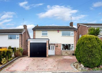 Thumbnail 4 bed detached house for sale in Kirkstone Court, Congleton