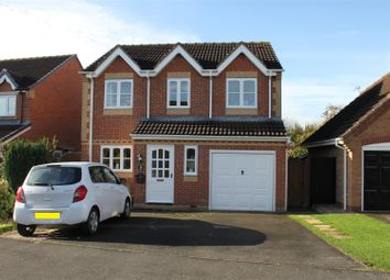 Thumbnail 4 bed detached house for sale in Farmlands Lane, Littleover, Derby