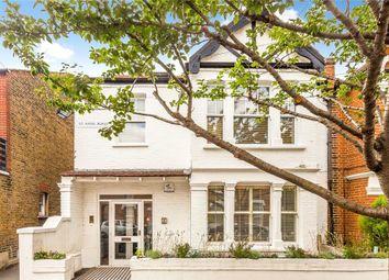 St Ann's Road, London SW13. 2 bed maisonette