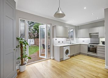 Thumbnail 3 bedroom end terrace house to rent in Seely Road, London