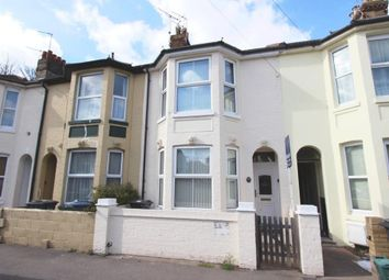 Thumbnail 3 bedroom terraced house for sale in Gilford Road, Deal