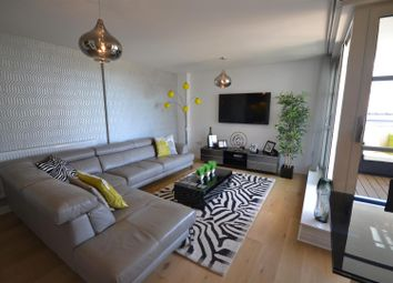Thumbnail 2 bed flat for sale in Watkin Road, Leicester