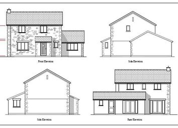 Thumbnail 4 bed detached house for sale in Fore Street, Ashton, Helston