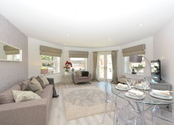 Thumbnail 2 bed flat for sale in High Street, Crowthorne, Berkshire