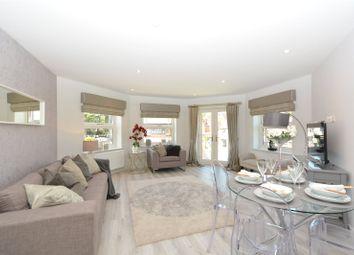 High Street, Crowthorne, Berkshire RG45. 2 bed flat