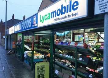 Thumbnail Retail premises for sale in 12 Searjeant Street, Peterborough